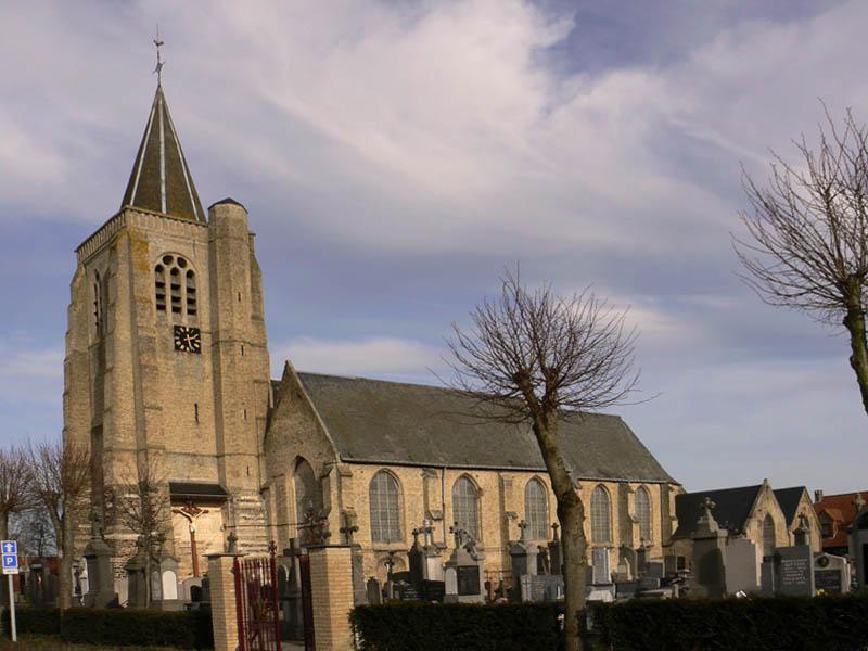 Kerk bambeke